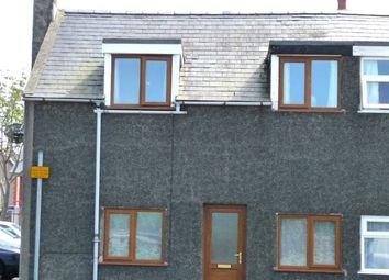 Thumbnail 3 bed end terrace house to rent in Maengwyn Street, Tywyn, Gwynedd