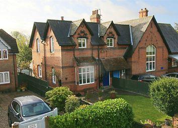 Thumbnail 3 bed semi-detached house for sale in High Street, Hatfield Broad Oak, Bishop's Stortford, Herts