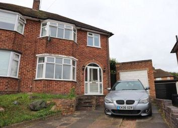 Thumbnail 3 bed semi-detached house for sale in Balcombe Avenue, Western Park, Leicester