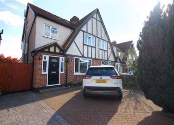 West Mead, Ruislip Manor, Ruislip HA4. 4 bed semi-detached house
