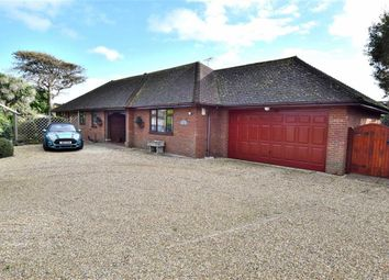Thumbnail 3 bed detached bungalow for sale in Highlands Road, Barton On Sea, New Milton