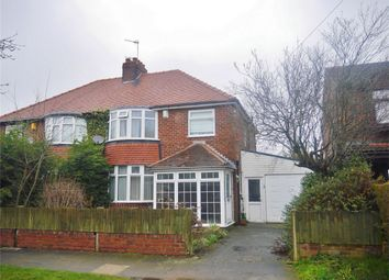 Thumbnail 3 bed semi-detached house for sale in Fairway, Rawcliffe, York