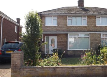 3 bed semi-detached house for sale in Brookfield Road, Scartho, Grimsby DN33