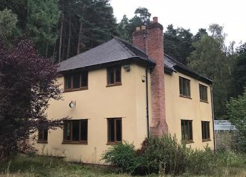 Thumbnail 3 bed detached house for sale in Forest House, Moors Gorse, Rugeley, Staffordshire