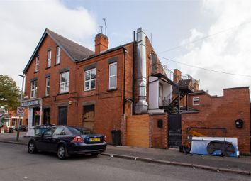 Thumbnail 3 bed flat to rent in Uppingham Road, Leicester