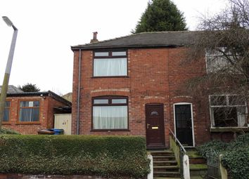 Thumbnail 3 bedroom end terrace house for sale in Tamworth Street, Vernon Park, Stockport
