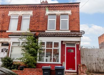 Thumbnail 3 bed terraced house for sale in Frances Road, Birmingham, West Midlands