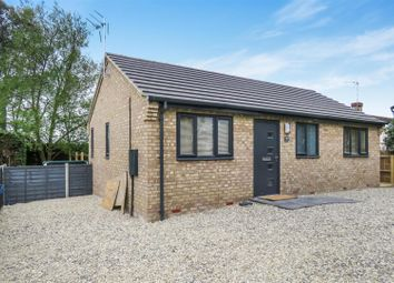 Thumbnail 2 bed detached bungalow to rent in Oilmills Road, Ramsey Mereside, Ramsey, Huntingdon