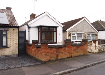 Thumbnail 1 bedroom bungalow for sale in Hardys Avenue, Leicester