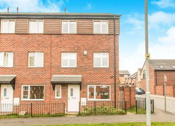 Thumbnail 4 bed town house for sale in Amberton Road, Gipton, Leeds