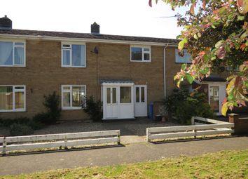 Thumbnail 3 bed terraced house for sale in Sale Road, Heartsease, Norwich