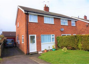 Thumbnail 3 bed semi-detached house for sale in Chestnut Garth, Selby