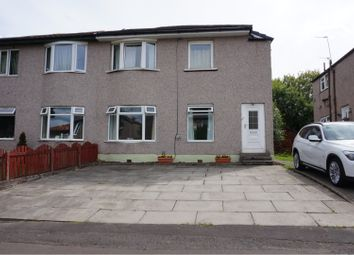 Thumbnail 2 bed flat for sale in Midcroft Avenue, Glasgow