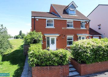 Thumbnail 2 bed semi-detached house for sale in Bonita Drive, Wembdon, Bridgwater