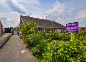 Thumbnail 2 bed semi-detached bungalow for sale in Cloverfield Gardens, Little Sutton