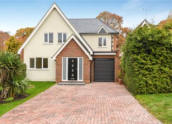 Thumbnail 4 bed detached house for sale in Lower Village Road, Sunninghill, Berkshire