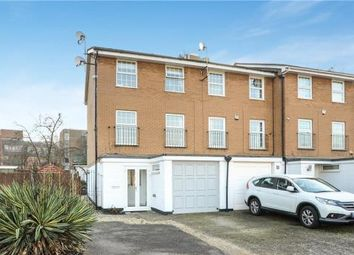Thumbnail 4 bed end terrace house for sale in Waters Drive, Staines-Upon-Thames, Surrey