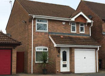 Thumbnail 3 bed detached house for sale in Mallards Reach, Marshfield, Caerdydd