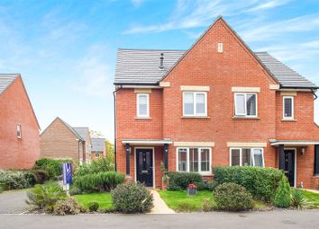 Thumbnail 2 bed semi-detached house for sale in Sherwood Way, Epsom