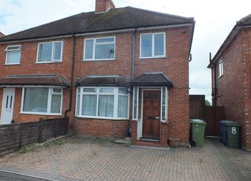 Thumbnail 3 bed semi-detached house for sale in Lower Newport Road, Aldershot