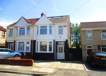4 bed semi-detached house for sale in Bwlch Road, Fairwater, Cardiff CF5