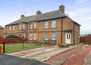 Thumbnail 3 bed flat to rent in Hill Avenue, Dumfries