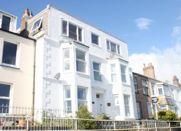 Thumbnail 1 bed flat to rent in Claremont Terrace, Falmouth