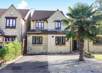 Thumbnail 4 bed detached house for sale in Bromley Heath Road, Downend