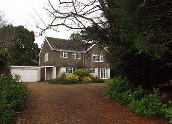 Thumbnail 4 bedroom detached house to rent in Mayfield Park, Wadhurst