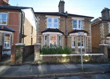 Thumbnail 3 bed semi-detached house to rent in Artillery Road, Guildford