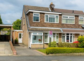 Thumbnail 3 bed property for sale in Colerne Way, Winstanley, Wigan