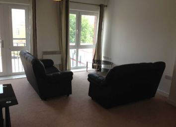 Thumbnail 2 bed flat for sale in Oldfield Road, Salford