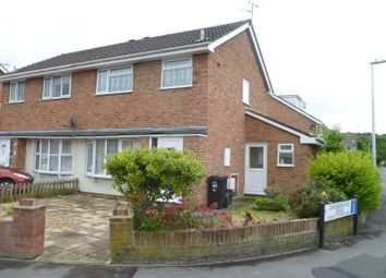 Thumbnail 3 bed semi-detached house for sale in Madam Lane, Worle, Weston-Super-Mare