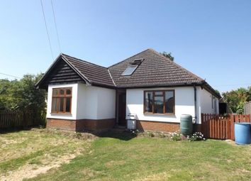 Thumbnail 5 bedroom bungalow for sale in Wherstead, Ipswich, Suffolk