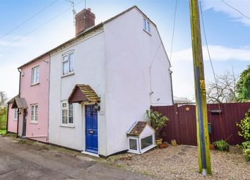 Thumbnail 2 bed semi-detached house for sale in Kent Street, Mereworth, Kent