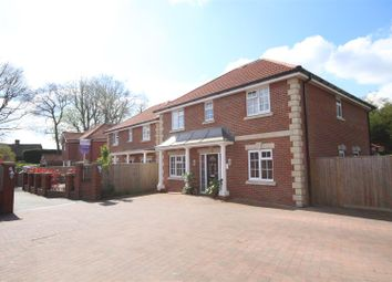 Thumbnail 4 bed detached house for sale in South Lane, Clanfield, Waterlooville