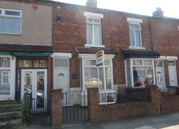 Thumbnail 2 bed terraced house to rent in Greenbank Road, Darlington