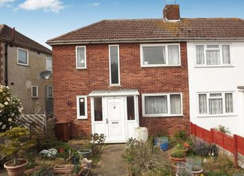 Thumbnail 3 bed semi-detached house for sale in Hawthorn Road, Rochester, Kent