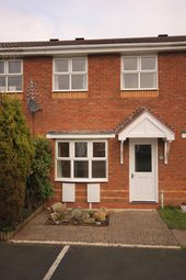 Thumbnail 2 bed terraced house to rent in Exeter Drive, Tamworth