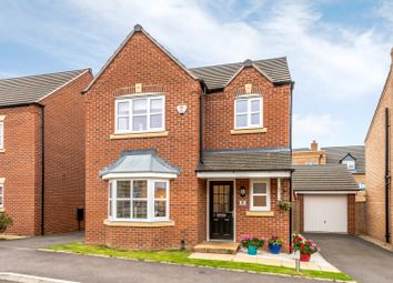 Thumbnail 3 bed detached house for sale in Marconi Close, Coventry