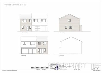 Thumbnail 2 bedroom end terrace house for sale in Burnham Road, Burton, Christchurch