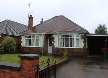 Thumbnail 2 bed detached house for sale in Chestnut Avenue, Kirkby-In-Ashfield, Nottingham
