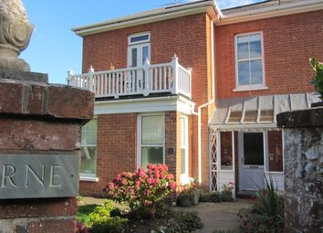 Thumbnail 2 bed flat to rent in Convent Road, Sidmouth