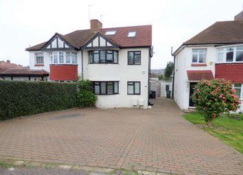 Thumbnail 4 bed semi-detached house for sale in Gallants Farm Road, East Barnet
