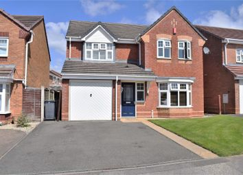 4 bed detached house for sale in Shillingstone Drive, Nuneaton CV10