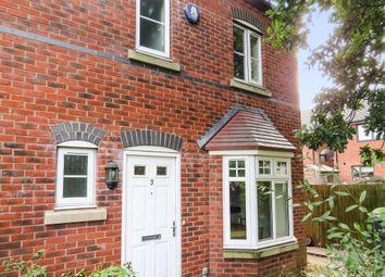 Thumbnail 4 bed town house for sale in Parklands Avenue, Handsworth, Birmingham