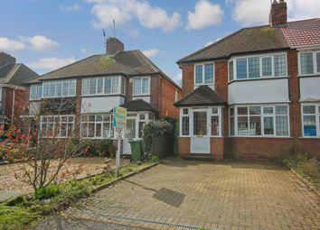 Thumbnail 3 bed semi-detached house to rent in Redlands Road, Solihull