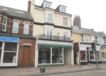 Thumbnail Retail premises for sale in Exeter Road, Exmouth
