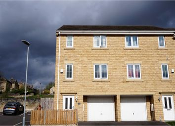 Thumbnail 4 bed end terrace house for sale in Brunswick Place, Heckmondwike