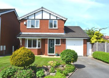 Thumbnail 3 bed detached house for sale in Alder Close, Pennington, Leigh